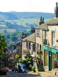 Haworth, West Yorkshire