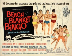 Beach Blanket Bingo!
